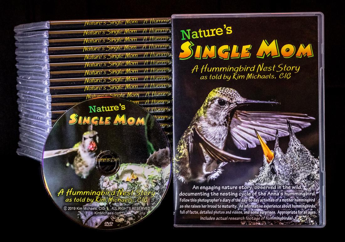 Nature's Single Mom DVD